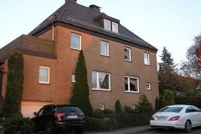 Umbau einer Doppelhaushälfte