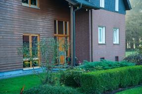 Anbau in Holzständerbauweise
